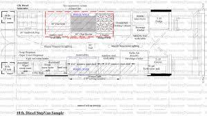100 Food Truck Dimensions Sample Floor Plans Snet