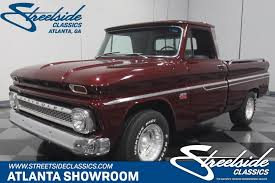 100 1966 Chevy Trucks Chevrolet C10 Streetside Classics The Nations Trusted