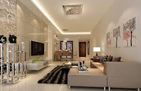 modern minimalist living dining room lighting rendering best igf usa