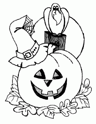 Bunch Ideas Of Free Printable Halloween Coloring Pages Adults To Print In Layout