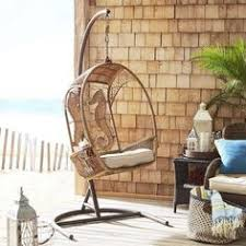 Knotted Melati Hanging Chair Natural Motif by Macrame Hanging Saucer Chair For The Home Pinterest Backyard