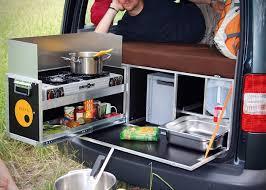 QUQUQ Campingbox Car Camper Conversion Kit