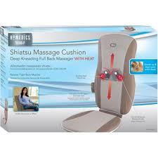 Amazon Massage Chair Pad by Amazon Com Homedics Thera P Shiatsu Massage Cushion With Heat