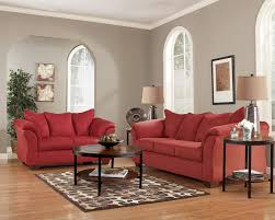 Milari Sofa And Loveseat by Darcy Salsa Loveseat Signature Design By Ashley Furniture