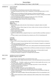 Janitor Resume Samples | Velvet Jobs Janitor Job Description Resume Sample Janitorial Cover Letter Custodian It Objective Genius 90 Template To Get A Better Idea Of Their Needs Best Solutions School Top Resume Objectives Experienced Valid 21 Free Custodial Duties 17 Elegant Pictures For News Cv Awesome For Samples Positions 100 45 Inspirational Stock Ideas