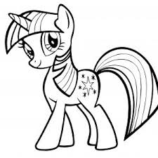 My Little Pony Coloring Pages Twilight Sparkle Alicorn Valid Princess
