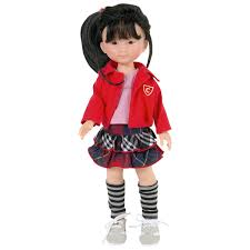 Amazoncom Corolle Les Chéries Capucine Fashion Doll Toys Games