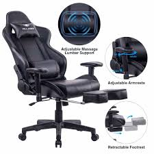 Shop For KILLABEE Big And Tall 350lb Massage Memory Foam Gaming ... Gaming Chairs Buy At Best Price In Pakistan Www Costway Ergonomic Chair High Back Racing Office W Amazoncom Neo Licensed Marvel Spider Man 330lb Secret Lab Fniture Lazada The Big And Tall 2019 Ign 12 2018 10 Ps4 And For Guys Ultimategamechair 8 Budget Under 200 Edition Trends For Men People Heavy Trak Racer Sc9 On Sale Now Mighty Ape Nz