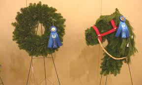 January 2017 In Hagues Christmas Trees Won First Place Undecorated Wreath And Decorated Greenery The Pennsylvania