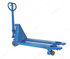 Blue Hydraulic Hand Pallet Truck Isolated On White Background ... Hydraulic Hand Pallet Truck Whosale Suppliers In Tamil Nadu India Economy Mobile Scissor Lift Table Buy 5 Ton Capacity High With Germany Vestil Manual Pump Stackers Isolated On White Background China Transport With Scale Ptbfc Trolley Scrollable Fork Challenger Spr15 Semielectric Hydraulic Hand Pallet Truck 1 Ton Natraj Enterprises 08071270510 Electric Car Lifter Ramp Kramer V15 Skid Trainz