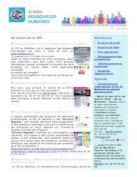 chambre de commerce de vannes calaméo la lettre ressources humaines de la cci du morbihan n 7