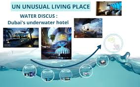 104 The Water Discus Underwater Hotel By Anna Abadal