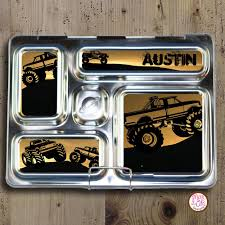 100 Monster Truck Lunch Box Planet Rover Personalized Magnets
