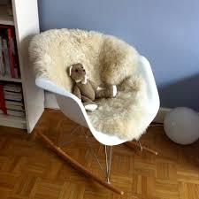 chaise a bascule eames galex l a reçu un fauteuil rar by charles eames réédité par