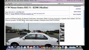 100 Craigslist Mcallen Trucks Edinburg TX Used And Cars For Sale Under 4200