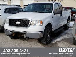 100 2007 Ford Truck PreOwned F150 4WD Supercab 133 XLT Extended Cab Pickup