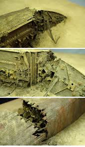 1 350 scales of hmhs britannic wreck model finescale modeler