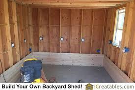12x12 Shed Plans With Loft by 18 12x12 Shed Plans With Loft Onsite Sheds 10 X 12 X 9 Barn