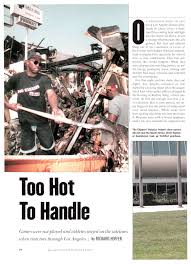 Too Hot To Handle | Vault Editorial Design And Posters By Angie Rose Barker At Coroflotcom Attack On Reginald Denny Wikipedia Over 20 Years Ago During The La Riots After Rodney King Papers Look Back Beating Postverdict Riots Raw Footage Of Beatings April 29 1992 Why Protests Chinas Truck Drivers Could Put Brakes Truck Driver India Stock Photos Images When Erupted In Anger A Look Back At The Kcur Burn Baby Burn What I Saw As A Black Journalist Covering Watch Bus Driver Survives Dramatic Crash With Youtube How To Get Your First Driving Job Class Drivers