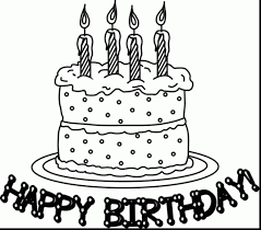 birthday cake pictures black and white cf76afcf ac7c035b3 free clip art of birthday cake clipart