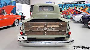 SOLD! 1953 Chevy 3100 Pick Up - SEVEN82MOTORS Check Out This 1954 Chevy 3100 Truck With A Quadturbocharged 1955 Chevrolet Allsteel Original Pickup Restored Small Block Chevy Stepside Pickup Truck 1948 V8 Project The Hamb Ideal Classic Cars Llc Old Trucks For Sale 2018 2019 New Car Reviews By Language 1957 Sale 2163577 Hemmings Motor News 1956 Top Speed For Velocity Restorations Dukes Auto Sales 1950