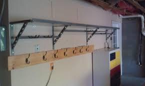 Build Wood Garage Shelf by 20 Diy Garage Shelving Ideas Guide Patterns Shelves 2x4 Loversiq