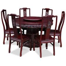 Round Dining Room Sets For 8 by Dining Table For 6