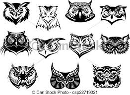 White owl Illustrations and Clipart 7 971 White owl royalty free