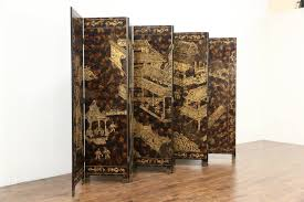 Maitland Smith Lamps Ebay by Maitland Smith Hand Painted Chinese 8 Panel Coromandel Screen 14