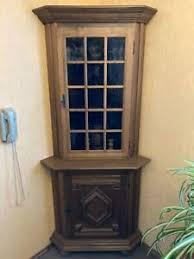 eckschrank vitrine wohnzimmer ebay kleinanzeigen