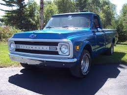 100 Chevy Truck 1970 Central Sales Classics Chevrolet Automobiles