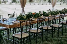 All West Wedding Rentals | Chaivari Chairs, Chair Covers And ...