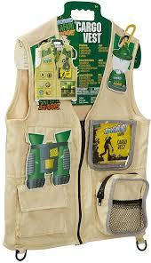 Alex Brands Backyard Safari Cargo Vest | EBay Backyard Safari Base Camp Shelter Outdoor Fniture Design And Ideas Backyard Safari Outfitters Field Guide Review Mama To 6 Blessings Dadncharge Hang On To Summer With A Safari Cargo Vest Usa Brand Walmartcom Evan Laurens Cool Blog 12611 Exploring Is Fun Camo Jungle Toysrus Explorer Kit Alexbrandscom 6in1 Field Tools Cargo Vest Bug Watch Mini Lantern