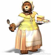 Mommy Bear Clipart