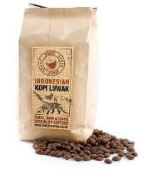 Wild Indonesian Kopi Luwak Coffee 100 Certified