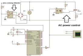 Sodium Vapor Lamp Circuit Diagram by Automatic Control Of Street Lights Using Microcontroller
