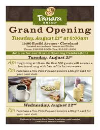 Panera Bread Opens Uptown Aug. 21, With Special Offers Its First ... Kean Universitys Barnes Noble Bookstore Open Its Doors Ucf And College Youtube Bentley Waltham Ma Mrg Cstruction Management Monsters University Toys On Clearance At Most Circle Businses Not Seeing Much Of A Boost From Press Photos News Events Liberty Commercial Glass Plastics Premier Service Supplies The Ohio State Buckeyelink Connie Bombaci To Spin Off Bookstores Into Separate