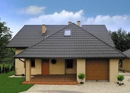 bac a avec toit par exemple c est une maison avec toiture bac en acier maison 2