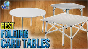 Top 10 Folding Card Tables Of 2019 | Video Review Best Preblack Friday 2019 Home Deals From Walmart And Wayfair Fniture Lifetime Contemporary Costco Folding Chair For Fnture Old Rustc Small Hgh Round Top Ktchen Table Kitchen Outdoor Portable Ideas With Tables Park Near The Bridge Colorful Chairs Autumn Inspiring Unique Cheap Ding And Luxury Whosale 51 Kmart Card Sets Http Kmartau Product Piece Wooden Meco Sudden Comfort Deluxe Double Padded Back 5 Set Grey Dream