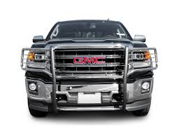 100 Truck Grill Guard HD E Black 1415 Sierra 1500 Excluding Denali