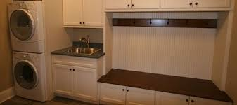 Add A Small Desk Comfy Chair Some Cabinets To Store Your Supplies And Files WiFi Voila You Have The Home Office Youve Always Wanted Mudroom