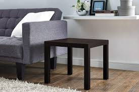Mainstays Sofa Sleeper Weight Limit by Dhp Furniture Parsons End Table Espresso