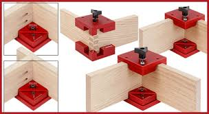 You Can Never Have Enough Clamps But Then Again Having Just The Right Wood Working Clamp For Job Make A Huge Difference New Woodpecker 4 Box