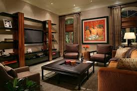 entertainment center designs family room contemporary with accent