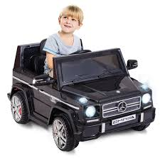 MERCEDES BENZ SLS Rc Mp3 Kids Ride On Car Electric Battery Toy EBay