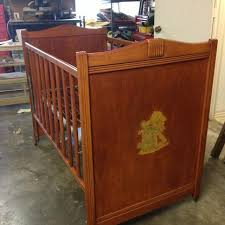 Best Vintage 1950 s Baby Crib for sale in Grapevine Texas for 2018