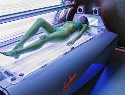 Velocity Tanning Bed by Sunbeds Tanco