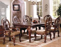 High End Tuscany Elegant Cherry Formal Dining Room Set RETAILS $5899 For  $125... Dcor For Formal Ding Room Designs Decor Around The World Elegant Interior Design Of Stock Image Alluring Contemporary Living Luxury Ding Room Sets Ideas Comfortable Outdoor Modern Best For Small Trationaldingroom Traditional Kitchen Classy Black Fniture Belleze Set Of 2 Classic Upholstered Linen High Back Chairs Wwood Legs Beige Magnificent Awesome With Buffet 4 Brown Parson Leather 700161278576 Ebay
