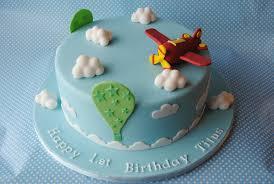 flugzeug torte für titus 1 geburtstag airplane cake for