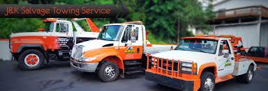 100 Salvage Trucks Equipment JK